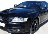 2010 Audi A6 S Line 2.7 TDi Quattro 4 door saloon car for sale in Spain Costa del Sol