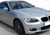 2010 BMW 330d diesel automatic convertible for sale in Spain Costa del Sol