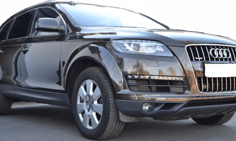 2012 Audi Q7 3.0 TDi Quattro automatic 7 seater 4x4 for sale in Spain Costa del Sol