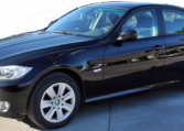 2012 BMW 318d 4 door saloon car for sale in Spain Costa del Sol