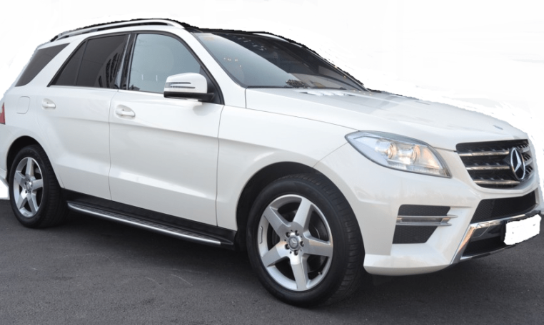 2013 Mercedes Benz ML 350 diesel automatic 4x4 for sale in Spain Costa del Sol