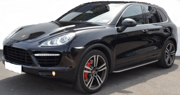 2013 Porsche Cayenne turbo automatic 4x4 for sale in Spain Costa del Sol
