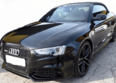 2014 Audi RS5 4.2 FSi Quattro S-Tronic convertible for sale in Spain Costa del Sol Marbella Malaga