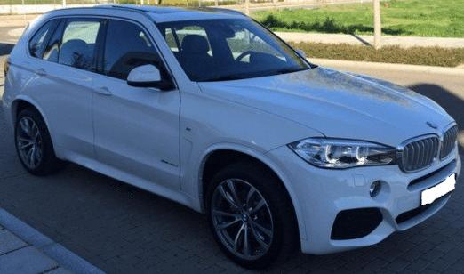 2014 BMW X5 xDrive 4.0d automatic 4x4 for sale in Spain Costa del Sol Marbella