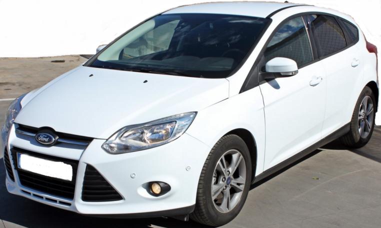 2014 Ford Focus 1 6 Tdci 5 Door Hatchback Car For Sale In