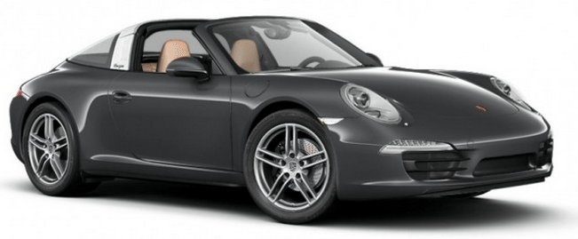 2014 Porsche 911 Targa 4 convertible sports car for sale in Spain Costa del Sol
