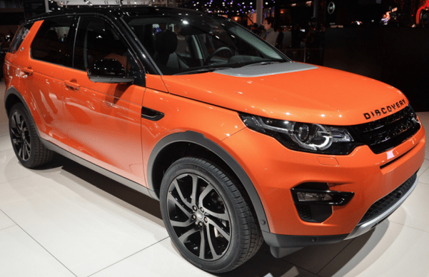 2015 Land Rover Discovery Sport 2.2D HSE Luxury automatic 4x4 for sale in Spain Costa del Sol Marbella Malaga