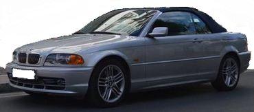 2001 BMW 330 Ci automatic convertible car for sale in Spain Costa del Sol Marbella Malaga