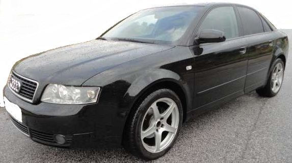 2002 Audi A4 1.9 TDi diesel 4 door saloon car for sale in Spain Costa del Sol Mijas Malaga