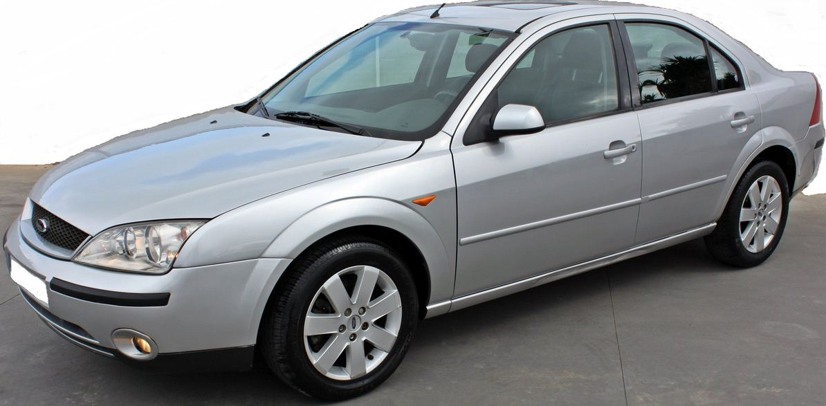2002 ford mondeo ghia automatic 4 door saloon cars for sale in spain. Black Bedroom Furniture Sets. Home Design Ideas