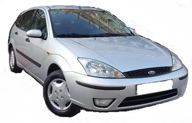 2003 Ford Focus 1.6 automatic 5 door hatchback for sale in Spain Costa del Sol Marbella Malaga