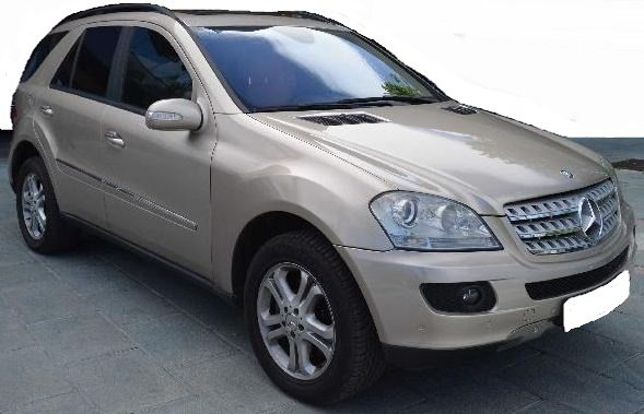 2005 mercedes benz ml320 cdi diesel automatic 4x4 cars for Mercedes benz ml320 cdi