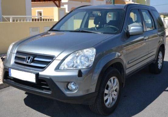 2006 Honda CR-V 2.0 i VTEC automatic 4x4 for sale Mijas Costa del Sol Spain