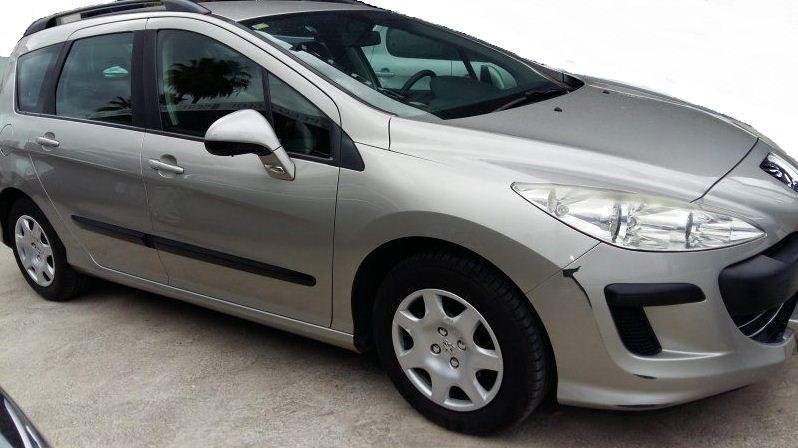 2009 Peugeot 308 SW Confort 1.6 HDi diesel 5 door estate - Cars for ...