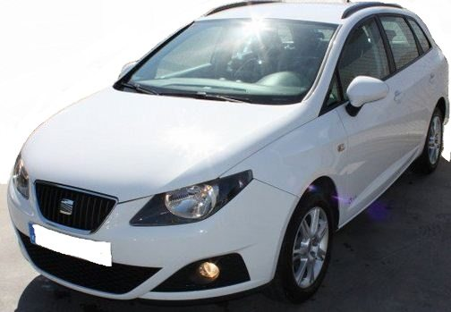 2012 Seat Ibiza 1.6 TDi diesel 5 door estate car for sale in Spain Costa del Sol Marbella Mijas Malaga