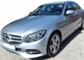 2014 Mercedes Benz C220 CDi Avantgarde diesel automatic 4 door saloon car for sale in Spain Costa del Sol Marbella Malaga