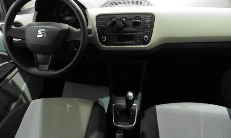2014 Seat Mii 1 0 12v Style Automatic 5 Door Hatchback