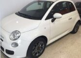 2015 Fiat 500 S 3 door coupe for sale in Spain Costa del Sol Marbella Malaga