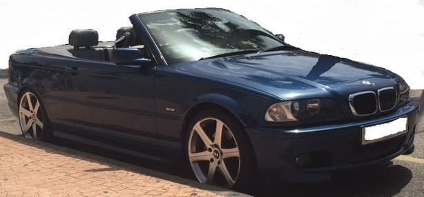2002 BMW 330 Ci automatic convertible sports car for sale in Spain Costa del Sol Mijas Costa Malaga