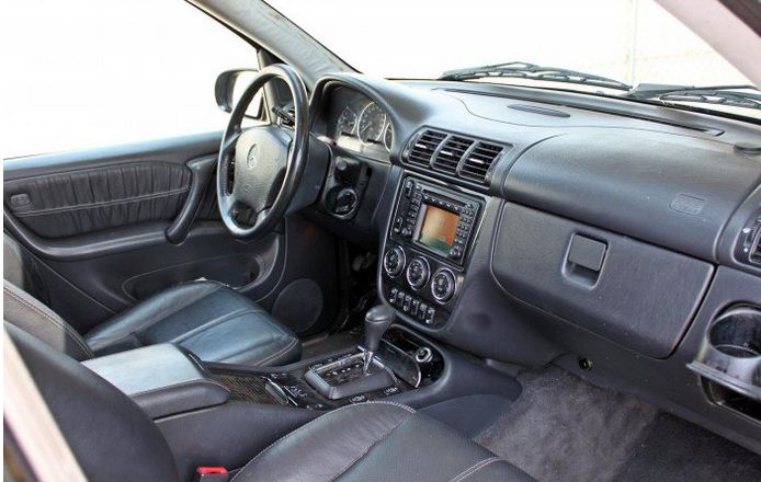 2004 mercedes benz ml270 cdi diesel automatic 4x4 cars for sale in spain. Black Bedroom Furniture Sets. Home Design Ideas