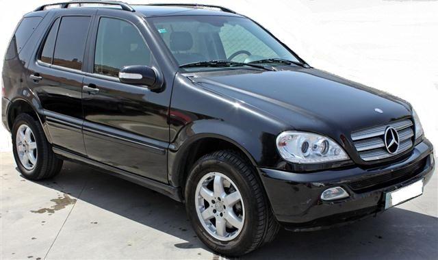 2004 mercedes benz ml270 cdi diesel automatic 4x4 cars for Mercedes benz diesel cars for sale