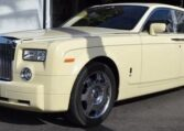 2006 Rolls Royce Phantom V12 Chardonnay luxury automatic saloon car for sale in Spain Costa del Sol Marbella Mijas Fuengirola Benalmadena Malaga