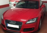 2010 Audi TT 1.8 TFSi S Line coupe for sale in Spain Costa del Sol