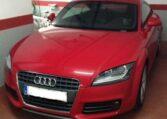 2010 Audi TT 1.8 TFSi S Line coupe for sale in Spain Costa del Sol