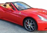 2010 Ferrari California 2 door convertible sports car for sale in Spain Costa del Sol Marbella Mijas Malaga
