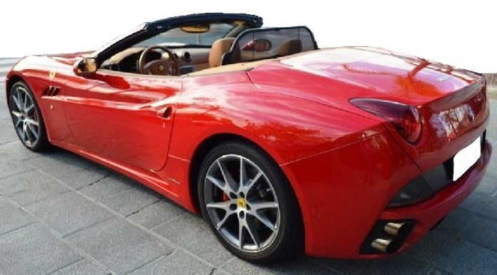 2010 Ferrari California 2 Door Convertible Sports   Cars For Sale In Spain
