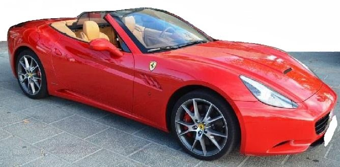 2010 ferrari california 2 door convertible sports cars for sale in spain. Black Bedroom Furniture Sets. Home Design Ideas