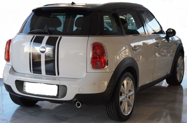 2011 Mini Cooper 20 D Countryman Automatic 4x4 Cars For Sale In Spain