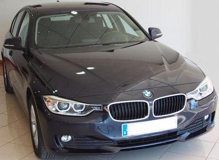 2013 BMW 320d 4 door saloon car for sale in Spain Costa del Sol Marbella Mijas Fuengirola Malaga