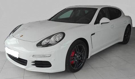 2014 Porsche Panamera GTS diesel tiptronic automatic 4 door saloon