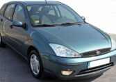 2003 Ford Focus 1.6 Trend automatic 5 door hatchback car for sale in Spain Costa del Sol Marbella Fuengirola Malaga