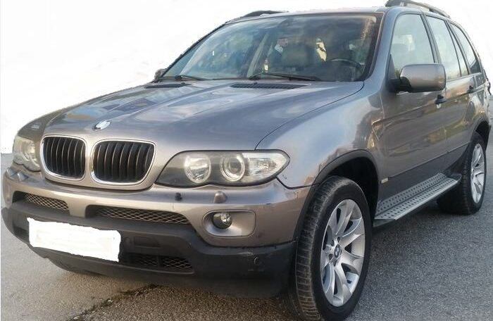 2005 bmw x5 3 0 diesel automatic 4x4 cars for sale in spain. Black Bedroom Furniture Sets. Home Design Ideas