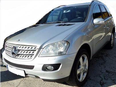 2006 Mercedes Benz ML320 CDi automatic 4x4 for sale in Spain Costa del Sol Marbella Mijas Malaga