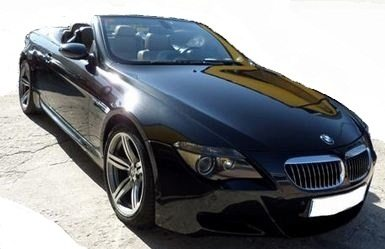 2007 bmw m6 cabriolet 2 door 4 seater convertible sports car for sale in spain cars for sale. Black Bedroom Furniture Sets. Home Design Ideas