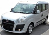 2012 Fiat Doblo Panorama 1.6 diesel 5 seater estate car for sale in Spain Costa del Sol Marbella Mijas Malaga