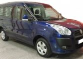 2013 Fiat Doblo Panorama Dynamic 1.6 diesel 5 seater estate car for sale in Spain Costa del Sol Marbella Mijas Malaga