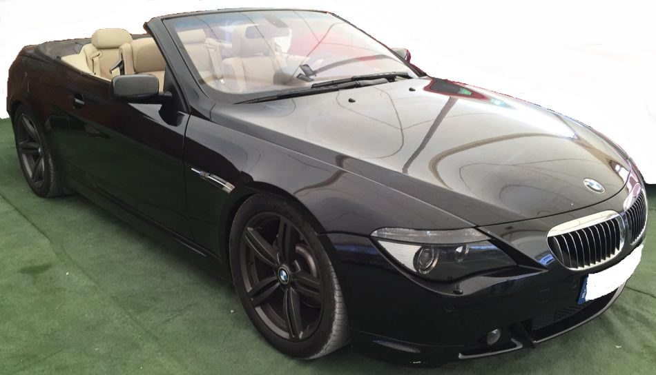 BMW Ci SMG Automatic Convertible Cars For Sale In Spain - 2004 bmw 645 convertible for sale