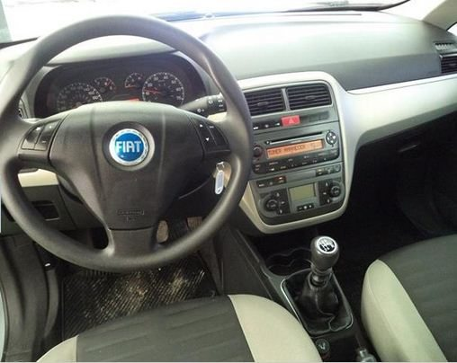 2005 Fiat Grande Punto 14 Dynamic 3 Door Hatchback Cars For Sale