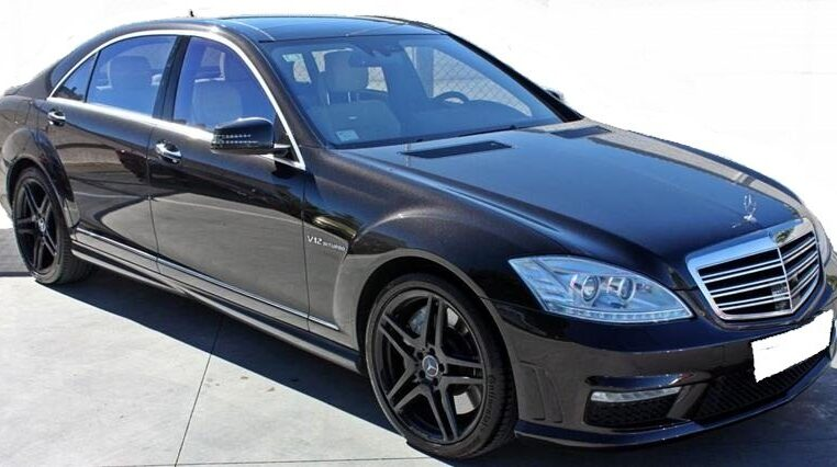 2007 mercedes benz s65 amg automatic luxury 4 door saloon cars for sale in spain. Black Bedroom Furniture Sets. Home Design Ideas