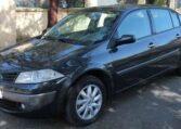 2007 Renault Megane 1.6 Confort Dynamique 4 door saloon car for sale in Spain Costa del Sol Marbella Malaga