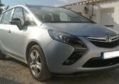 2015 UK reg right hand drive Vauxhall Zafira Tourer 7 seater mpv for sale in Spain Granada Baza Almeria
