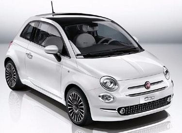 2016 Fiat 500 1.2 Lounge automatic new model coupe car for sale in Spain Costa del Sol Marbella Malaga
