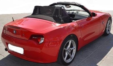 2007 BMW Z4 2.0i cabriolet 2 seater convertible sports ...