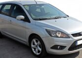 2009 Ford Focus 1.6 TDCi Trend diesel 5 door estate car for sale in Spain Costa del Sol Marbella Mijas Costa Malaga