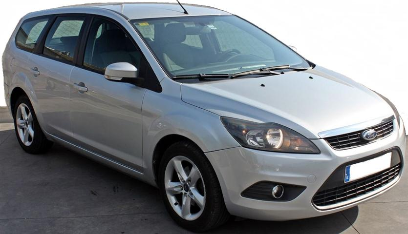2009 Ford Focus 1.6 TDCi Trend diesel 5 door estate car for sale in Spain Costa & 2009 Ford Focus 1.6 TDCi Trend diesel 5 door estate - Cars for ... markmcfarlin.com