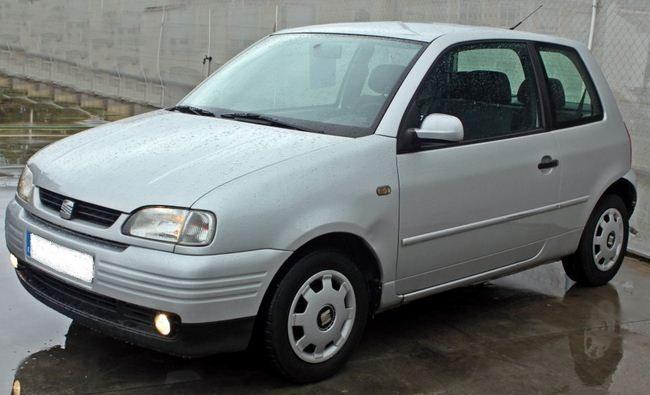 1999 Seat Arosa 1.4 Stella automatic 3 door hatchback car for sale in Spain Costa del Sol Marbella Mijas Costa Malaga